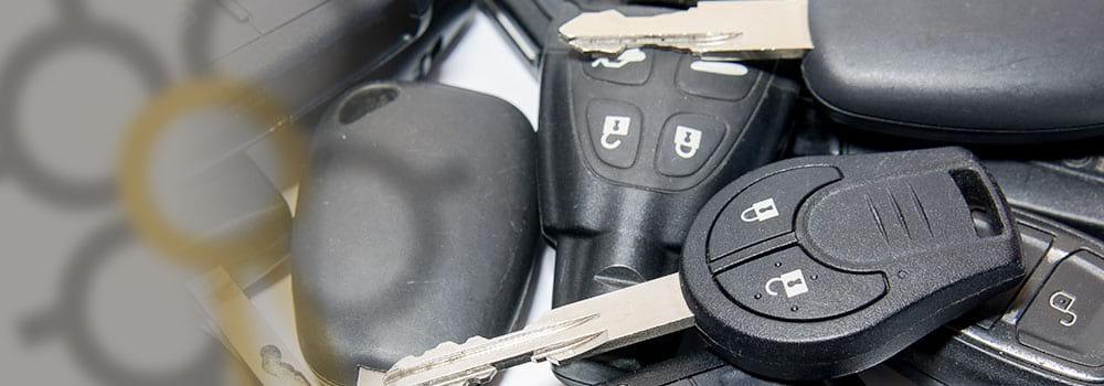 Duplicado de llaves, mandos de coches y de garajes
